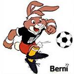 Berni, mascotte de l'Euro 1988