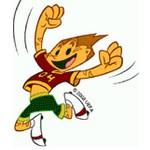 Kinas Mascotte Euro 2004