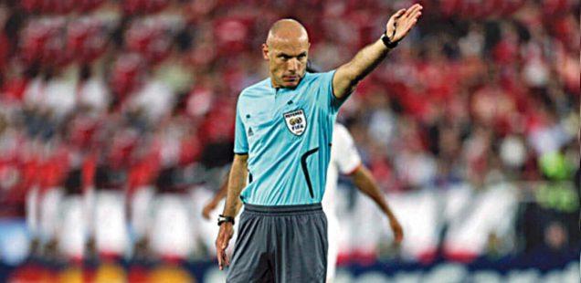 Arbitres Euro 2008