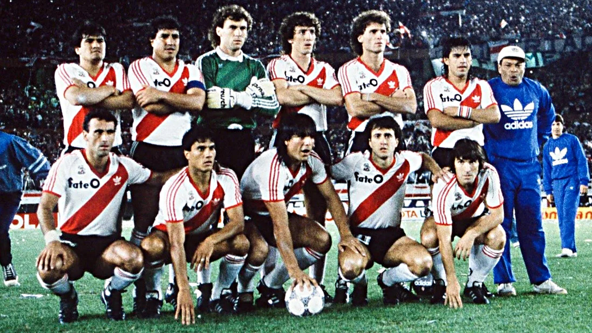 River Plate 1986