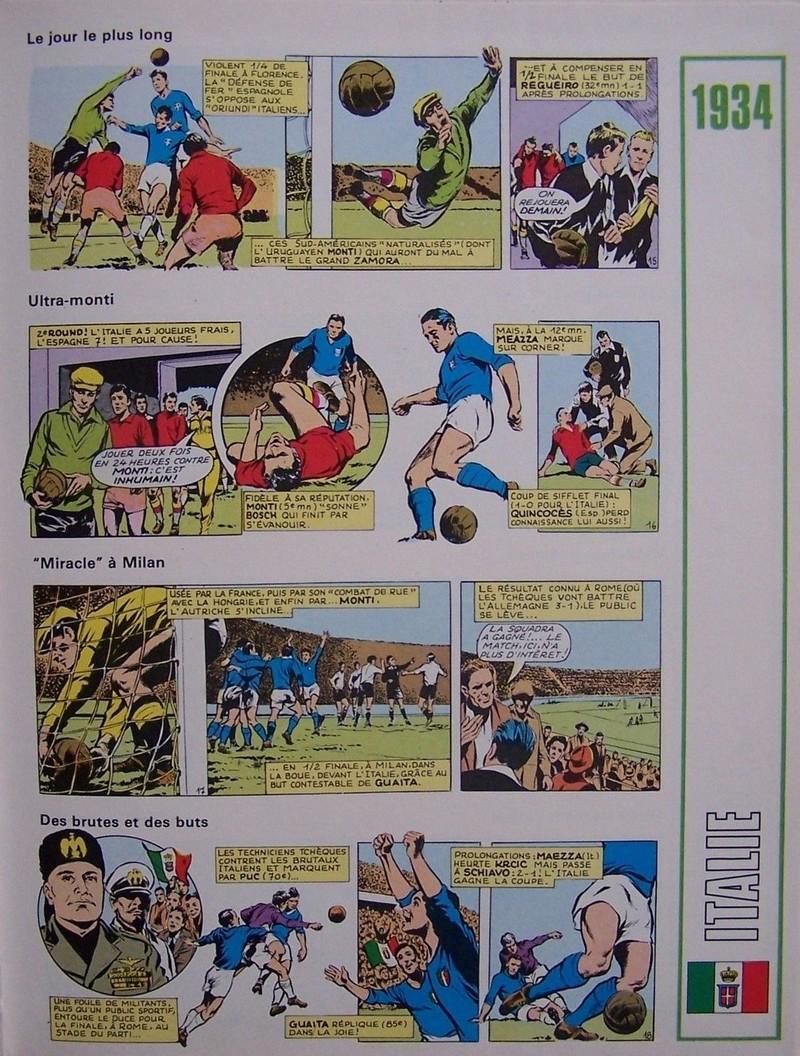 La Coupe du Monde en BD (1934)