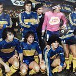 Boca Junior 1981
