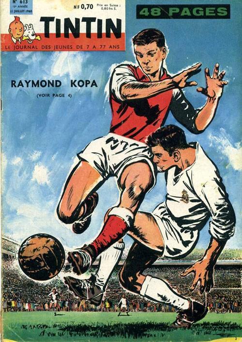 Le Journal de Tintin N° 613 du 21 Juillet 1960