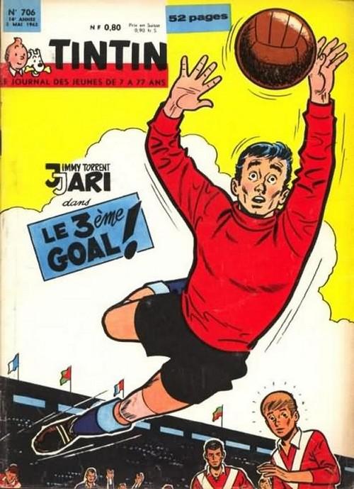 Le Journal de Tintin N° 706 du 3 Mai 1962