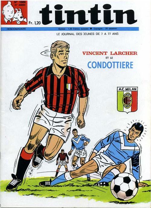 Le Journal de Tintin N° 1088 du 4 Septembre 1969