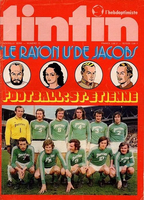 Le Journal de Tintin N° 73 du 28 Mai 1974