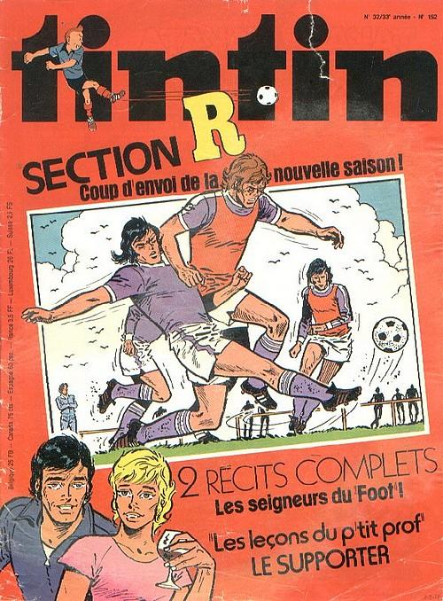 Le Journal de Tintin N° 152 du 8 Août 1978