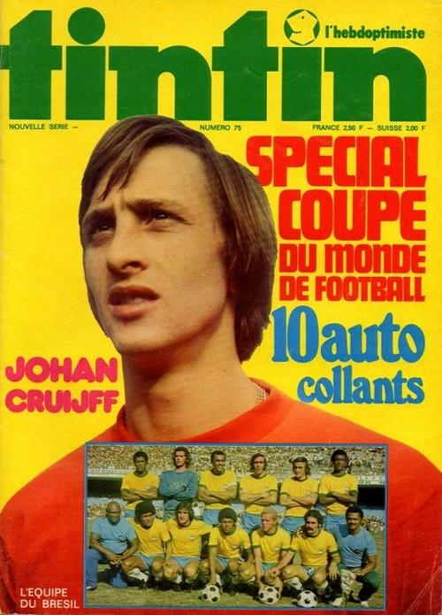 Le Journal de Tintin N° 75 du 11 Juin 1974