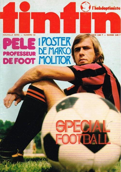 Le Journal de Tintin N° 59 du 19 Février 1974