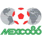 Logo Mexico 1986