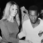 Brigitte Bardot & Pelé