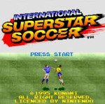 Konami International Superstar Soccer