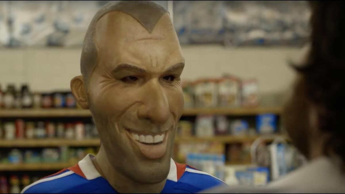Vaudeville Smash Zinedine Zidane