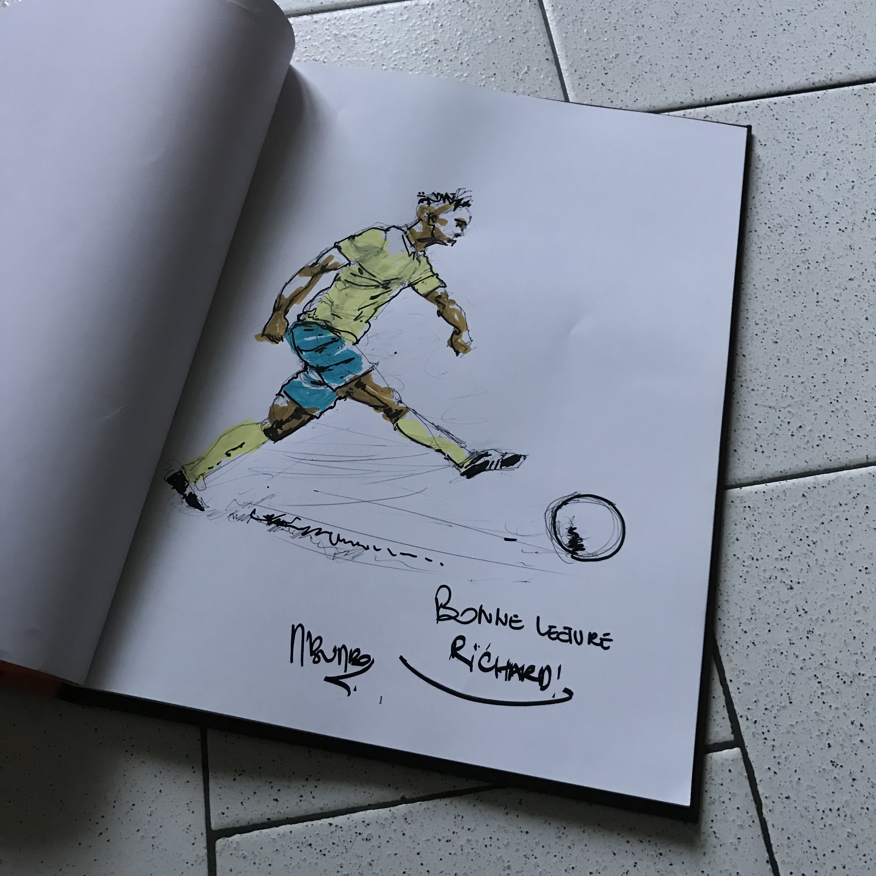simon-mbumbo-dedicace