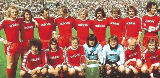 Bayern Munich 1975