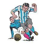 BD Histoire de la Coupe du Monde 1930-1982 en BD