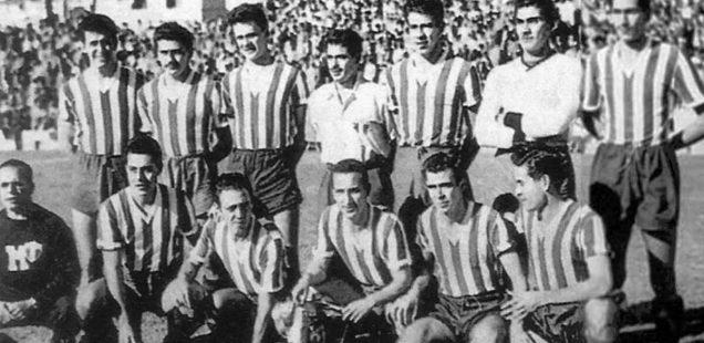 Mexico 1950 Cruzeiro Porto Alegre