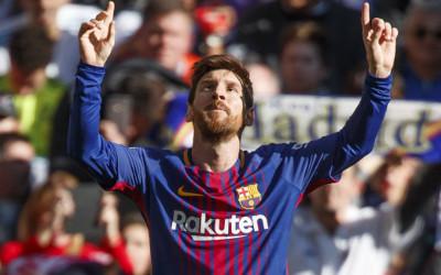 Messi (Barcelone 2018)