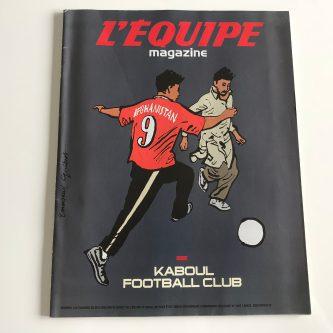 L'Equipe Magazine du 20 mai 2006