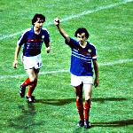 Michel Platini 1984