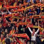 Supporters RC Lens Felix Bollaert