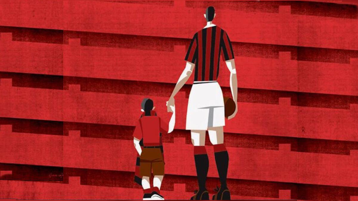 Osvaldo Oz Casanova Milan AC