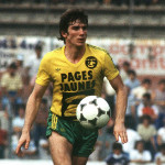 FC Nantes 1984 Fabrice Poullain