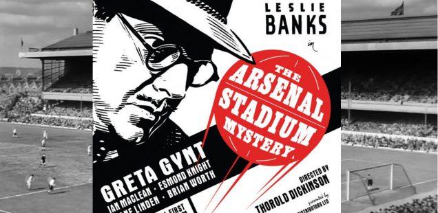 The Arsenal Stadium Mistery