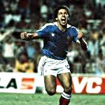 Alain Giresse, Séville, 8 juillet 1982