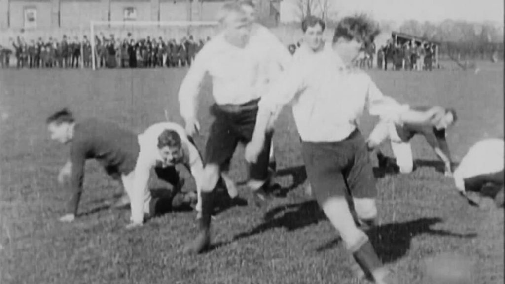 Harry the footballeur (1911)