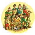 Tronchet, footballeur du dimanche