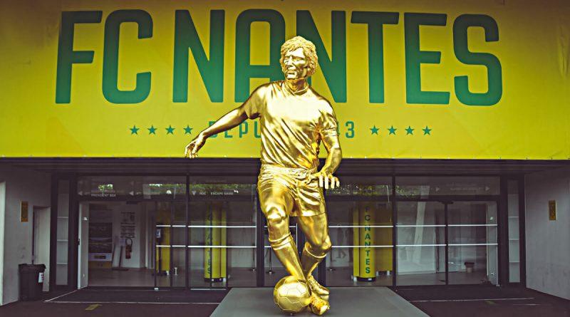 Statue Henri Michel - Nantes