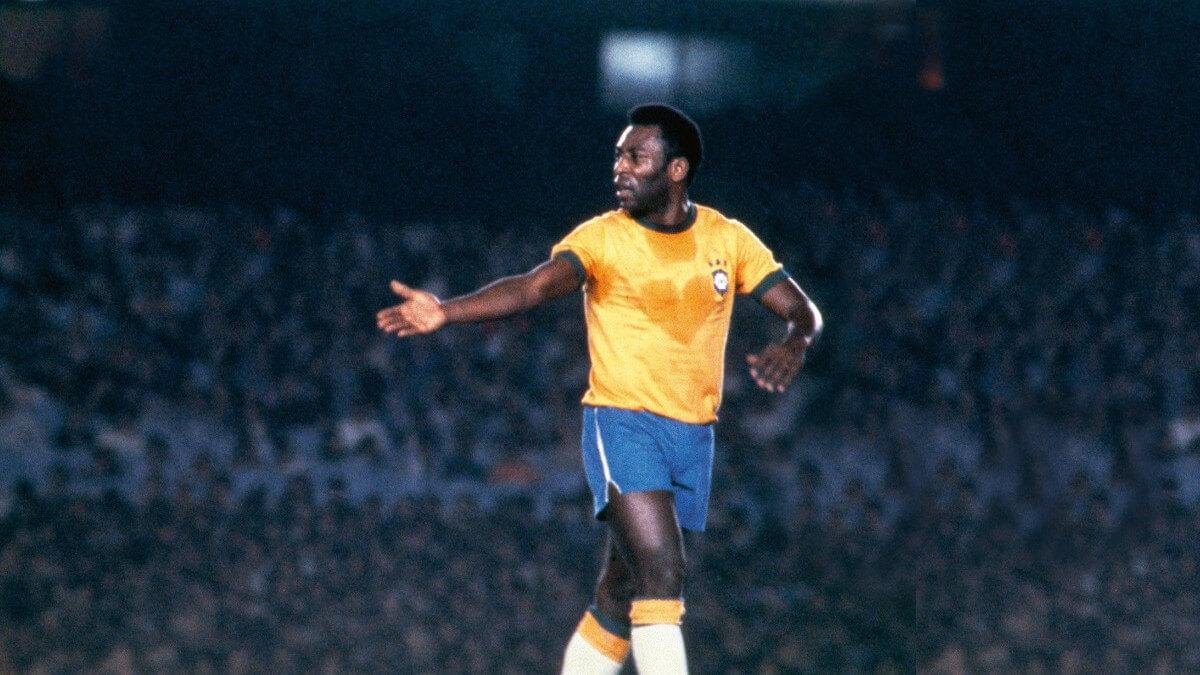 Pelé, Art, Life, Football