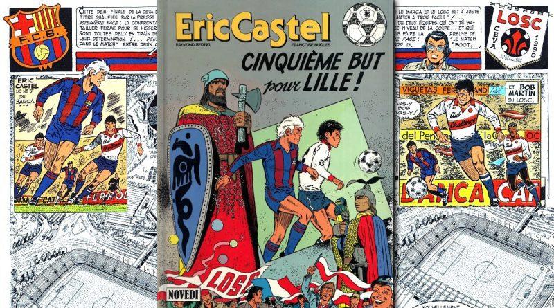 Cinquième but pour Lille