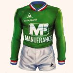 Maillot AS Saint-Etienne Manufrance