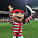 Zef le pirate Mascotte Stade Brestois