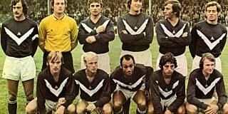 Girondins Bordeaux 1975